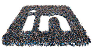 LinkedIN people logo
