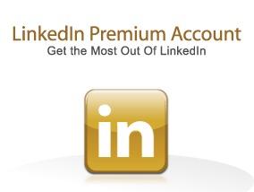 LinkedIn Premium Profile account
