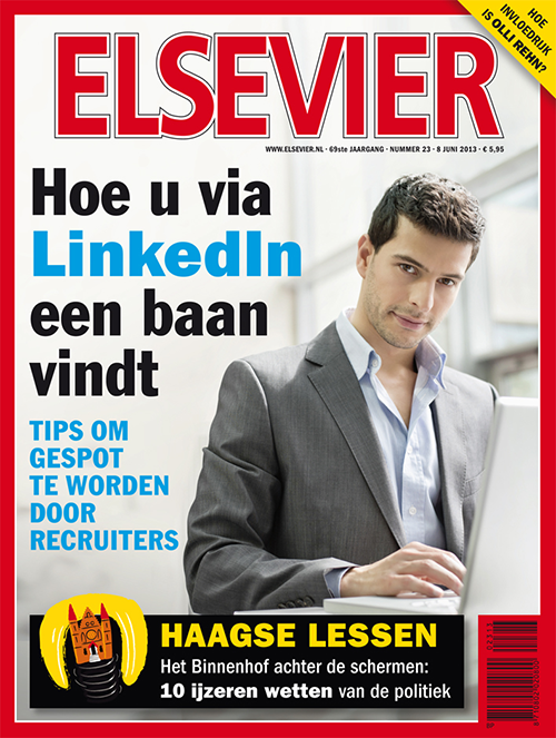 Elsevier LinkedIn 2013