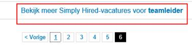 LinkedIn SimplyHired Jobs